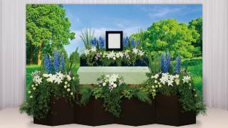 家族葬30プランのイメージ
