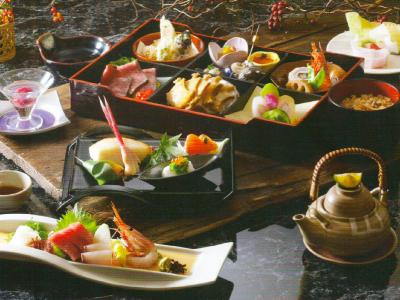 懐石料理 12,000円