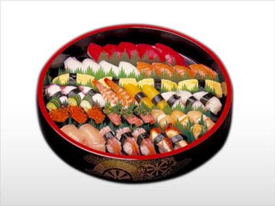 盛り寿司 6,000円